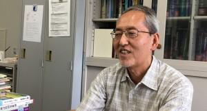 成蹊大学 岩崎先生